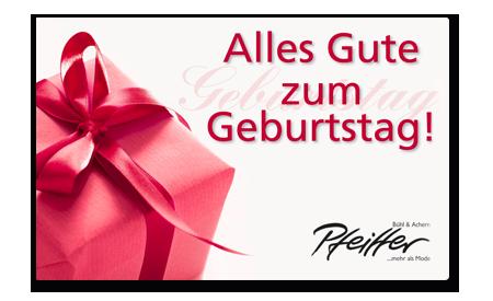 """Givecard """"Alles Gute zum Geburtstag!"""""""
