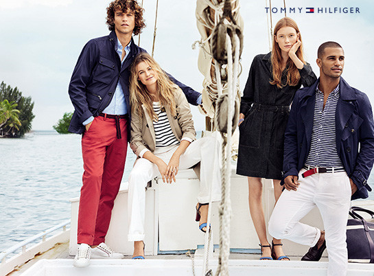 Trend - Riviera TOMMY HILFIGER Group